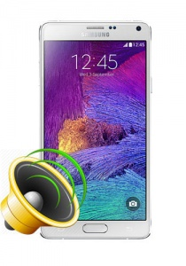 Samsung Galaxy Note 3 Loud Speaker Repair Service