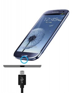 Samsung Galaxy S3 Charging Port Repair