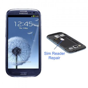 Samsung Galaxy S3 SIM Card Reader Repair