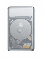 iPod Classic 7th gen 128 SD Card  Disk Upgrade/ Replacement