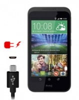 HTC Desire 320 Charging Port Repair Service