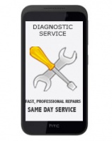 HTC Desire 320 Diagnostic Service / Repair Estimate