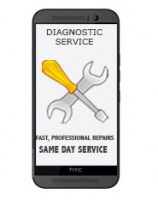 HTC One M7 Diagnostic Service / Repair Estimate