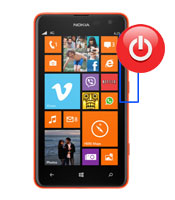Microsoft Lumia 640 Sleep/Wake Power Button Repair Service