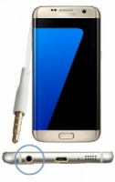 Samsung Galaxy S6 Edge Plus Headphone Jack Repair