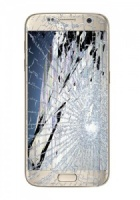 Samsung Galaxy S5 Cracked, Broken or Damaged Screen Replacement