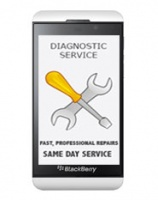 Blackberry Z10 Diagnostic Service / Repair Estimate