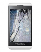 Blackberry Z10 Cracked, Broken or Damaged Screen Repair