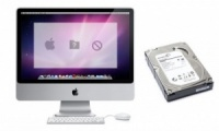 iMac 500GB Hard Drive Replacement + OS X Reinstall Service