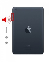 Apple iPad Mini  Volume Button Repair