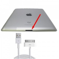 Apple iPad 2 Charging Port Repair