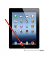 Apple iPad 2 Home Button Repair