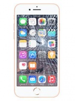 iPhone 8 Plus Cracked, Broken or Damaged Screen Replacement