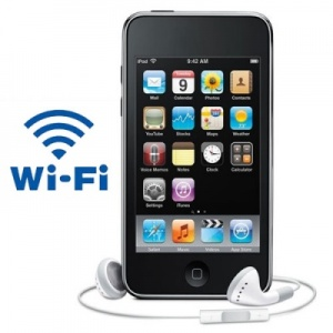 Apple iPod Touch 2nd gen Wi-Fi Repair Service